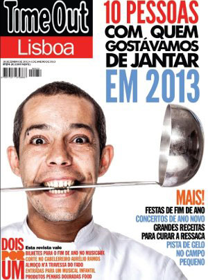 Time Out Lisboa #274